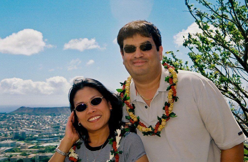 Roundtop view, Oahu Hawaii 2005