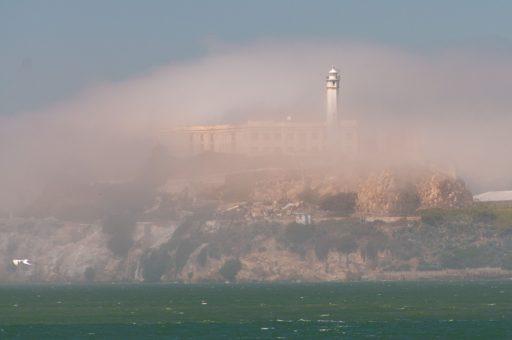Mazier.org Alcatraz foggy view