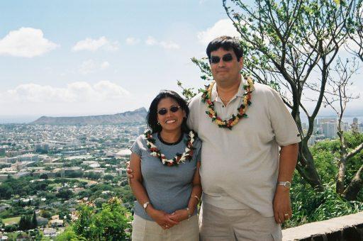 2nd Roundtop view, Oahu Hawaii 2005 Contact Us
